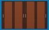 YA室ドア70.m3d