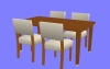 YLテーブルセット02.m3d